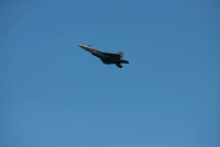 F-22 Raptor Solo performance at SF Fleet Week